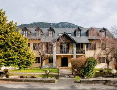 residence les gentianes